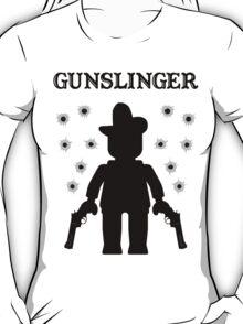GUNSLINGER, by Customize My Minifig T-Shirt