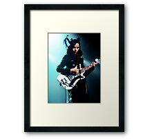 PJ Harvey Framed Print