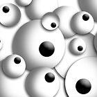 Eyeball Duvet by GolemAura