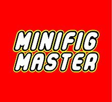 MINIFIG MASTER, by Customize My Minifig by ChilleeW
