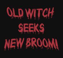 Old Witch... by David McAuley