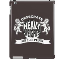 Desecrate -Royal Emblem  iPad Case/Skin