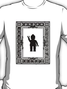 PARISIAN WAVE, by Customize My Minifig T-Shirt