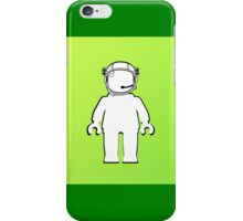 Banksy Style Astronaut Minifig  Customize My Minifig iPhone Case/Skin