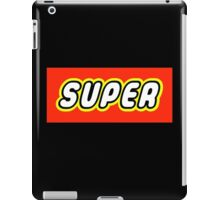 SUPER iPad Case/Skin