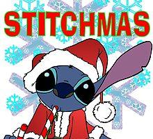 Merry Stitchmas by Skree