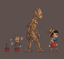 Evolution of A Real Boy by PagingDrLockart