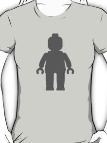 Minifig [Dark Grey], Customize My Minifig T-Shirt