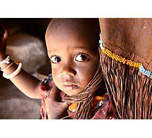 SAMBURU CHILD Photographic Print