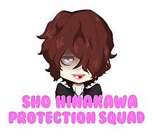 Sho Hinakawa Protection Squad Photographic Print