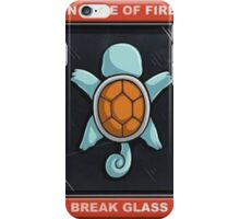 In Case of a Fire iPhone Case/Skin
