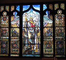 Tiffany Window by IndyLady