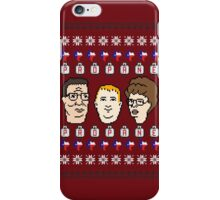 King Of the Sweaters iPhone Case/Skin