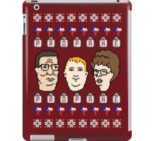 King Of the Sweaters iPad Case/Skin