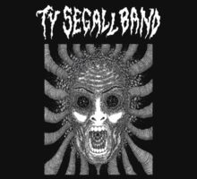 Ty Segall Band by JacinIsBlind