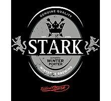 Stark Winter Porter Photographic Print