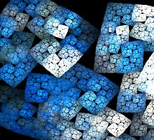 Fractal Blocks by cshphotos