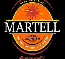 Martell Dornish Stout by girardin27