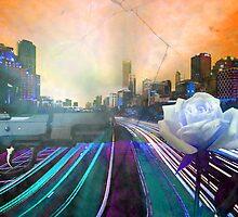 Infinite Future Chaos by Melanie PATRICK