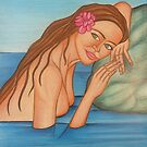 Lady In Lake by vivianne