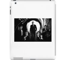 James Bond Five iPad Case/Skin