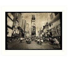 New York, New York... Art Print