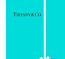 Tiffany & Co. Classic Blue Box and Ribbon by Everett Day
