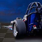 Nostalgia Top Fuel Dragster 2 by DaveKoontz