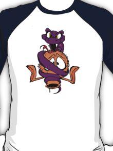 Qbert and Coily  T-Shirt
