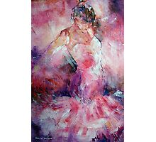 Absorbed In Dance - Dancers Art Gallery Photographic Print