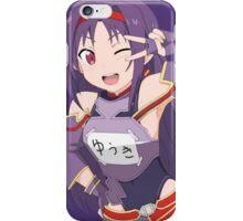 Anime: SWORD ART ONLINE iPhone Case/Skin