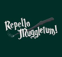 Repello Muggletum - 2 by DhanBrown