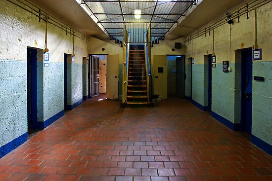 Old Geelong Gaol by Darren Stones