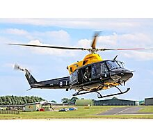 Bell 412EP Griffin HT.1 ZJ235/I G-BXBF Photographic Print