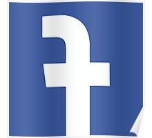 Facebook mirrored Poster