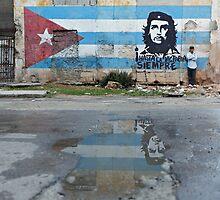 Che Guevara Mural by LauraZim