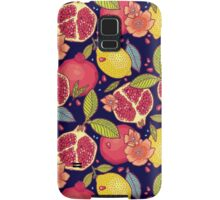 Mysterious tropical garden. Samsung Galaxy Case/Skin
