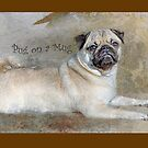 Pug on a Mug #1 by Susan Werby