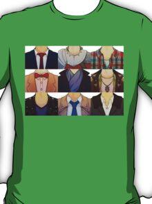 Fandom Collars T-Shirt