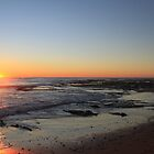 Mona Vale Beach Sunrise by Jane Wilkinson-Franssen