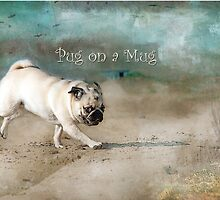 Pug on a Mug #2 by Susan Werby