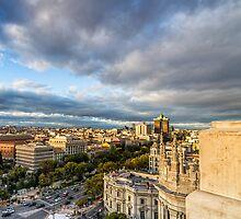 Castellana avenue  by JJFarquitectos