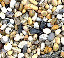 Seaside Pebbles by grandaded