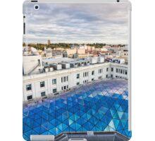 Madrid skyline iPad Case/Skin