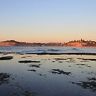 Sunrise Mona Vale Beach, Sydney by Jane Wilkinson-Franssen