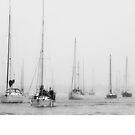 Boats Mug by Matt West