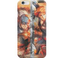 And I Won't Be Afraid - [Age of Ultron] iPhone Case/Skin