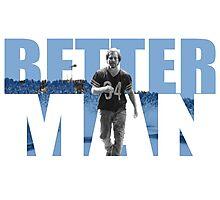 Better man Photographic Print