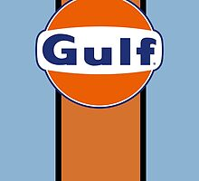 917 Le Mans Gulf by Angrymoby