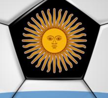 Argentina - Argentine Flag - Football or Soccer Sticker